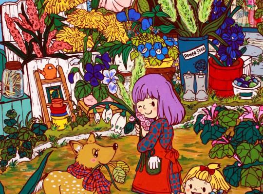 雑草のお花屋さん