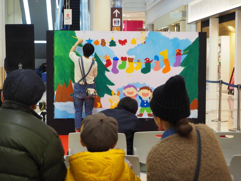 楽描き職人、子どもの世界、暮らしを彩る、暮らしを楽しむ、絵のある暮らし、絵のある生活、楽描き、日常、日常の風景、植物のある暮らし、絵を飾る、無邪気、笑顔になれる、子どもの頃、ライブペイント
