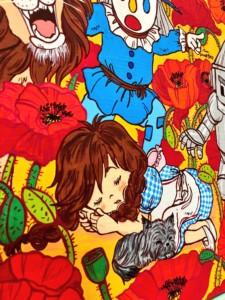 楽描き職人、子どもの世界、暮らしを彩る、暮らしを楽しむ、絵のある暮らし、絵のある生活、楽描き、日常、日常の風景、植物のある暮らし、絵を飾る、無邪気、笑顔になれる、子どもの頃、POWER SEED、オズ、オズの世界、オズの魔法使い、大阪現代画廊